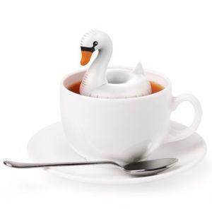 🍒2/20$ FRED Swan floating tea infuser